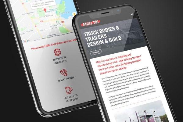 millstui-mobile-website-design
