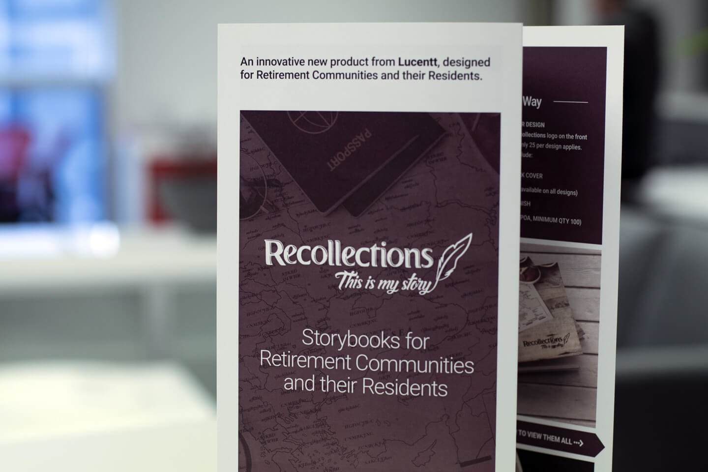 Branding for Recollections