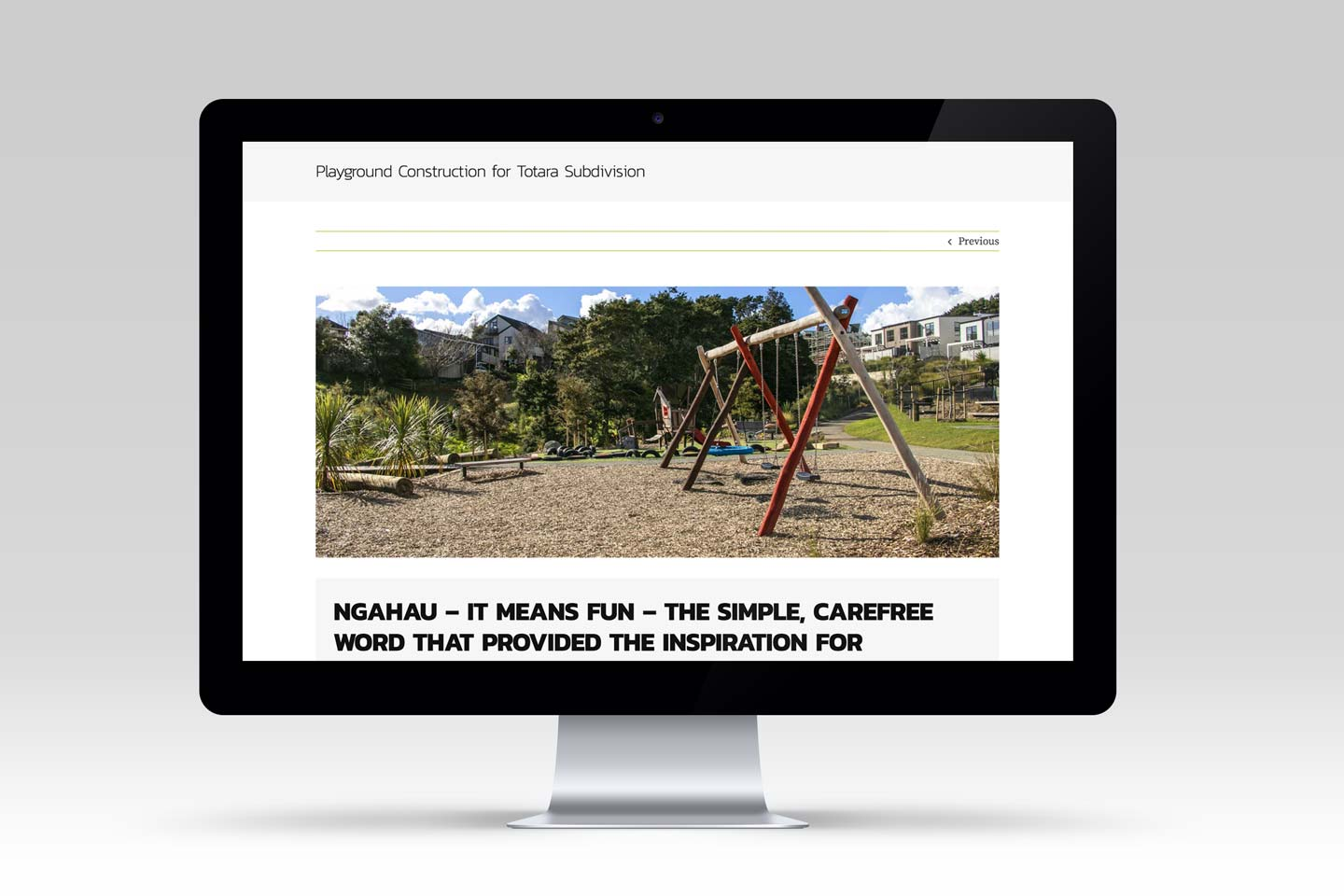 Website design for The Plant People