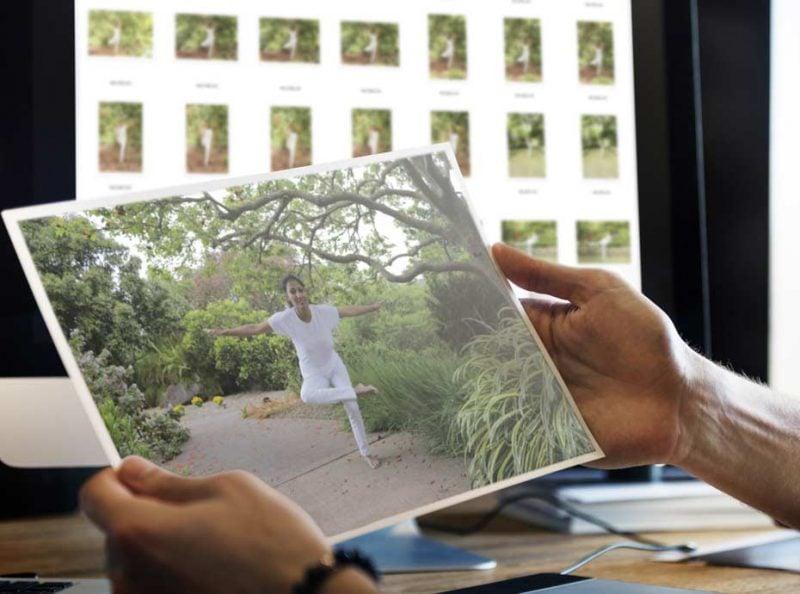 Photography shoot for Gurpreet Sidhu Yoga