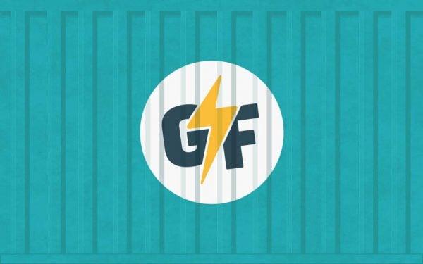 versatile logo design gf teal