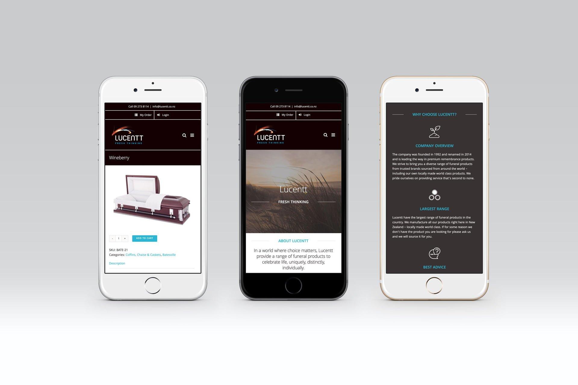 online-ordering-lucentt-mobile